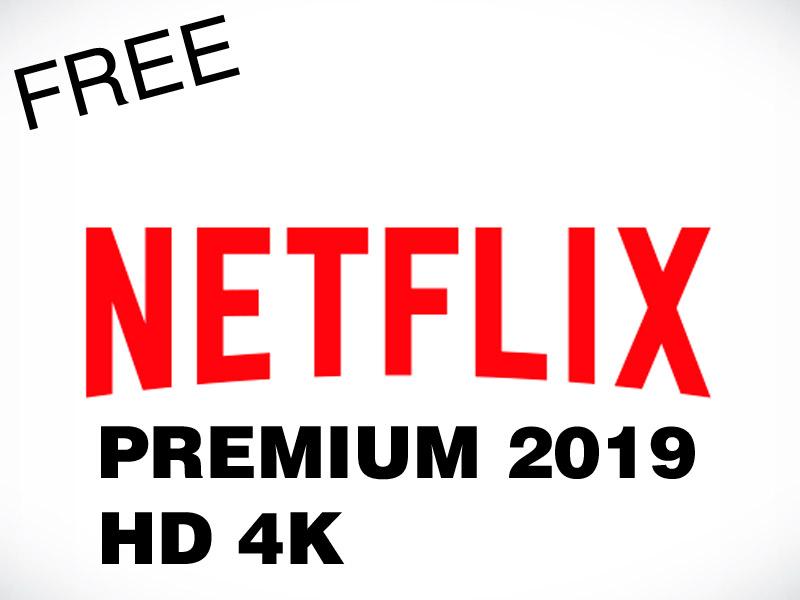 Cuentas Netflix Gratis 2020 - Cuentas compartidas Premium Netflix Free
